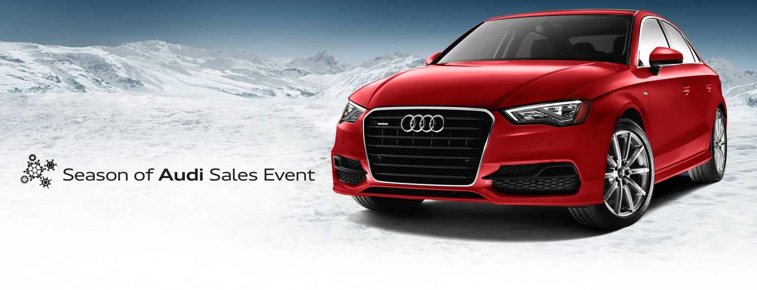Save Big This Black Friday With The Season Of Audi At Our Tampa Audi Dealer