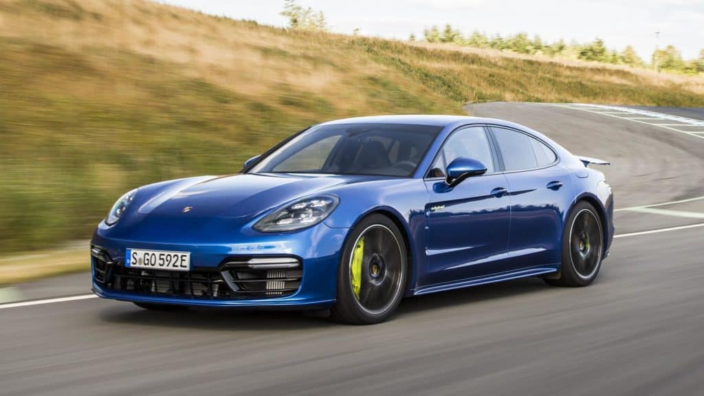 Experience The All New 2018 Porsche Panamera E Hybrid At The Leader Among Tampa Dealers