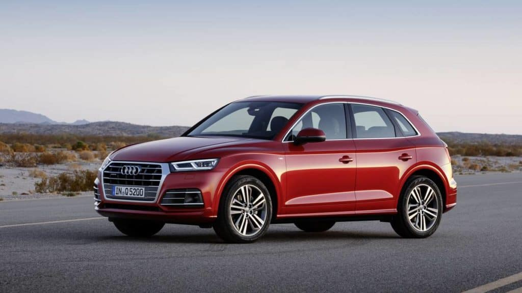 Experience the New 2018 Audi Q5 at the #1 Tampa Audi Dealer