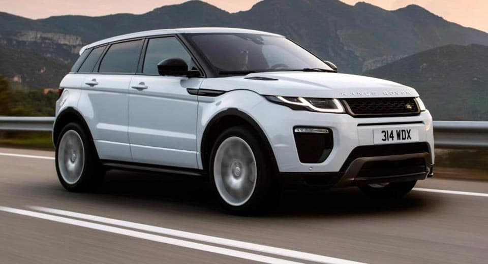 Experience the Luxury of the Range Rover Evoque at Our Tampa Land ...