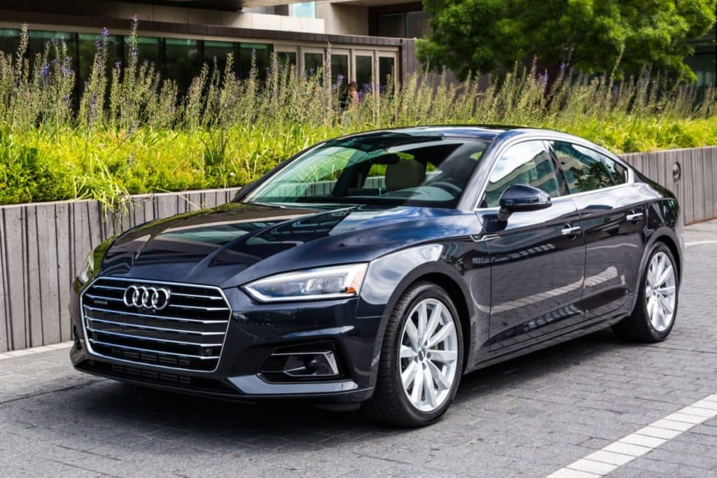 The 2018 Audi A4 – Available in Tampa