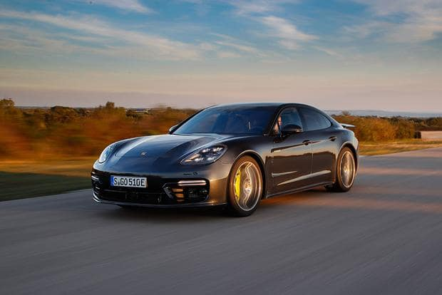 It's Here! Meet the New 2018 Porsche Panamera E-Hybrid at Our Tampa