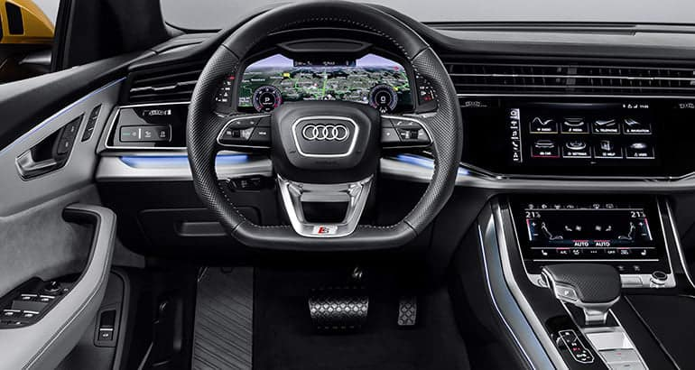 מדהים The All-New 2019 Audi Q8 | Reeves Import Motorcars CC-23