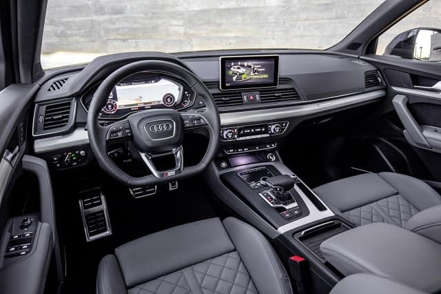 Audi Q5 Msrp >> The 2019 Audi Q5 A Luxury Compact Suv Reeves Import Motorcars