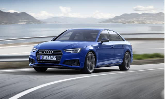 Audi A4 Lease >> Most Competitive 2019 Audi A4 Lease Specials Reeves Import