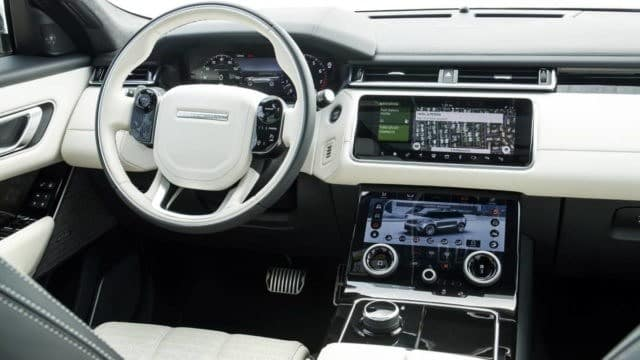 Image result for images of 2020 land rover discovery sport interior