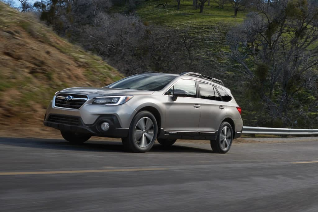 Introducing The Updated 2020 Subaru Outback Reeves Import Motorcars