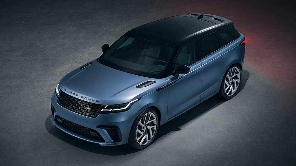 Land Rover Tampa >> Meet The 2020 Land Rover Range Rover Velar Reeves Import