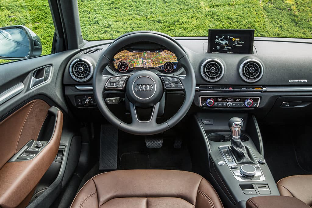 4 Innovations You Ll Love In The 2019 Audi A3 Reeves Import Motorcars