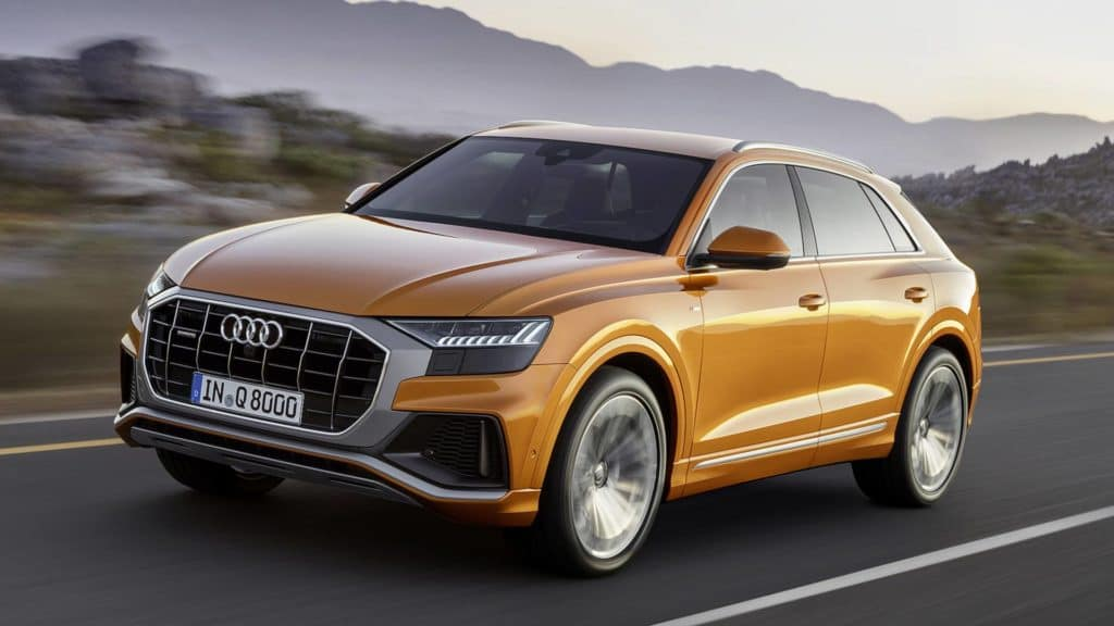 The 2019 Audi Q3 Delivers A New Crossover Experience