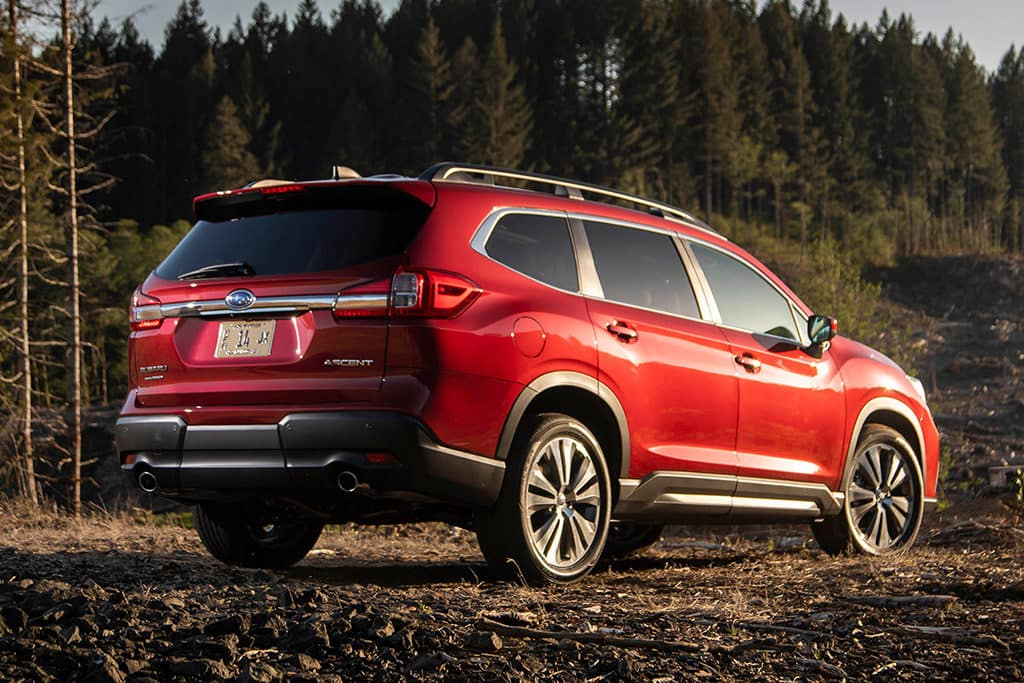 Experts On The 2020 Subaru Ascent Suv Reeves Import Motorcars