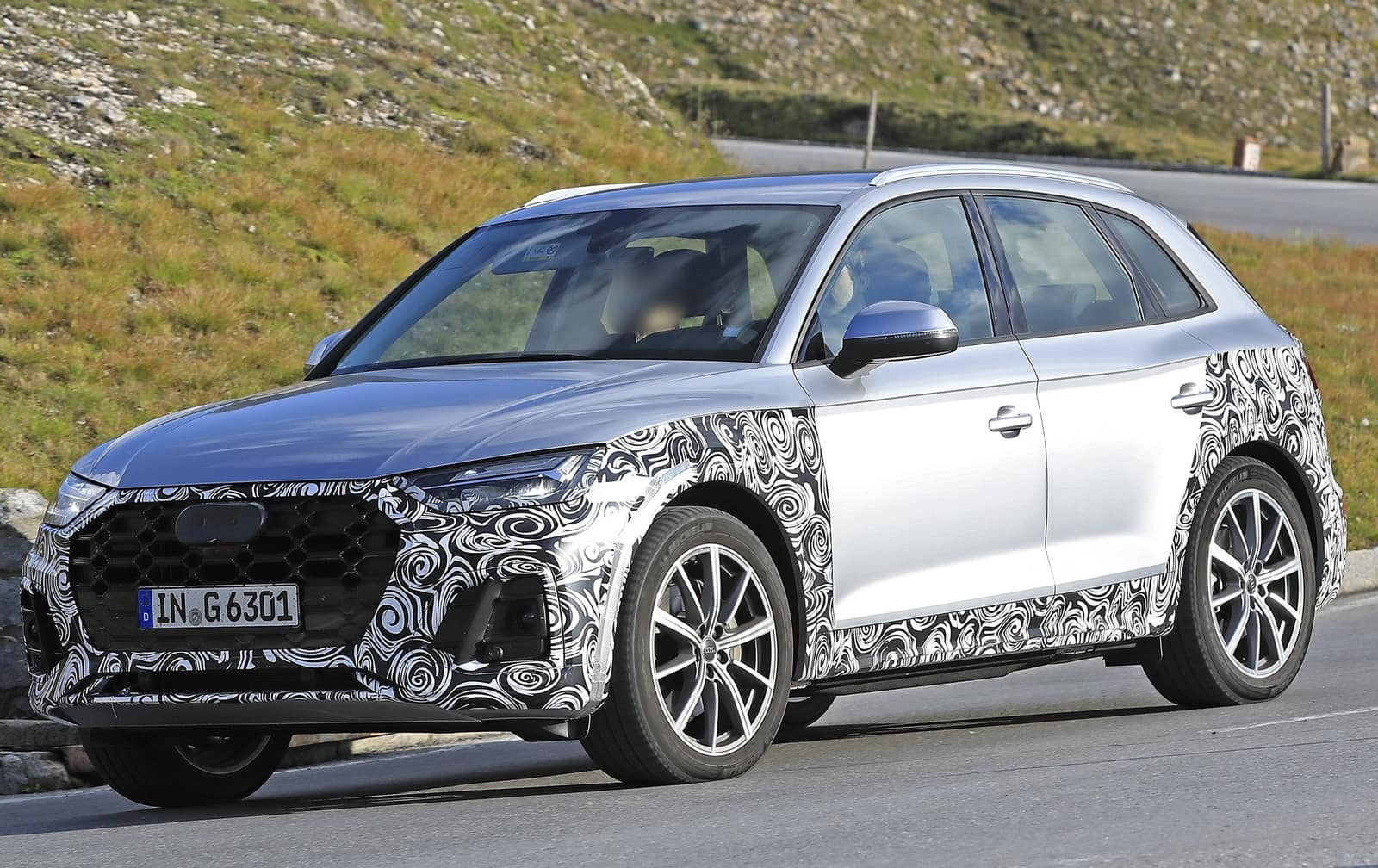Check Out The 2020 Audi Q5 Facelift Reeves Import Motorcars