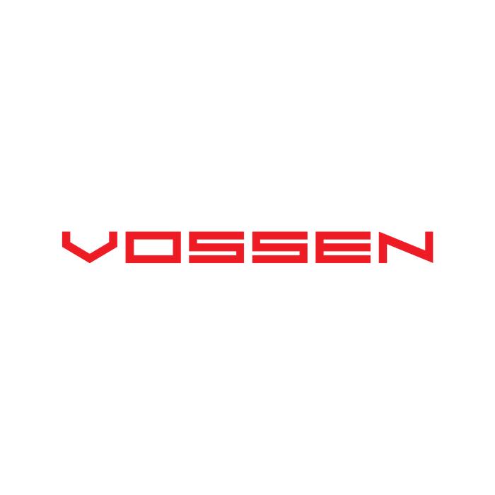 vossen logo, vossen logo white, vossen logo square