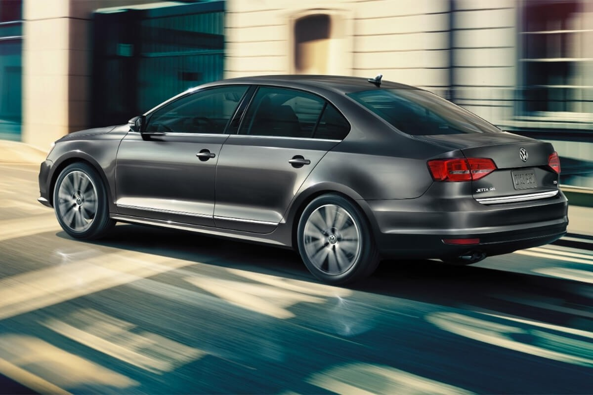 2017 Volkswagen Jetta City Driving
