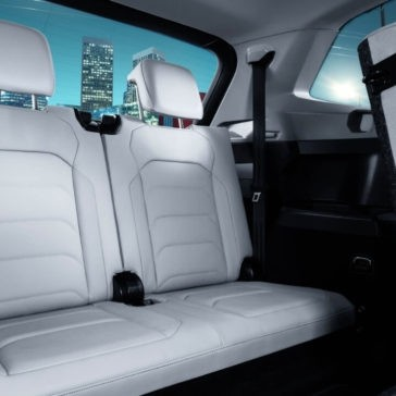 2018 Volkswagen Tiguan Leather Seats