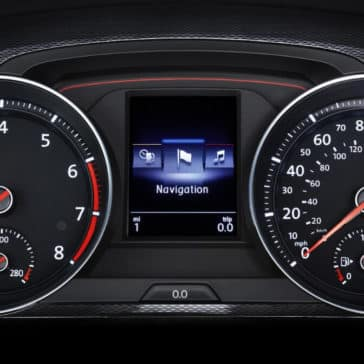 2017 Volkswagen Golf GTI Interior Features