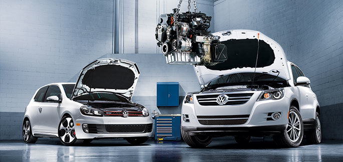 VW Repair Shop