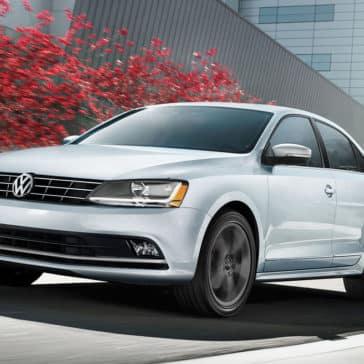 2018 Volkswagen Jetta driving