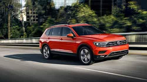 4 Things To About the 2018 Volkswagen Tiguan - Tampa VW Dealer