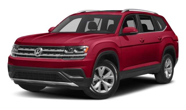 2018 Volkswagen Atlas White Image copy