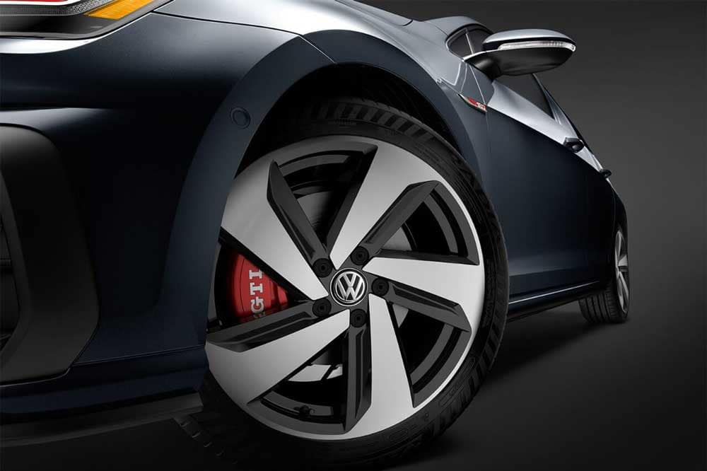 2018 Volkswagen Golf GTI Wheel