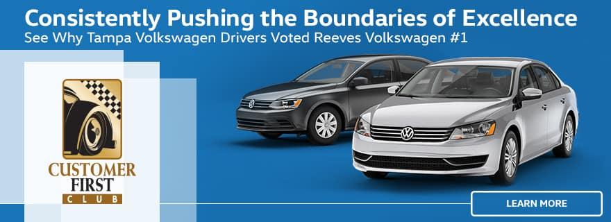 VW Customer First Club