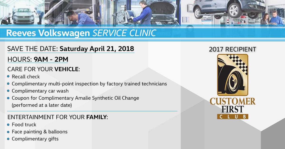 VW Service Clinic
