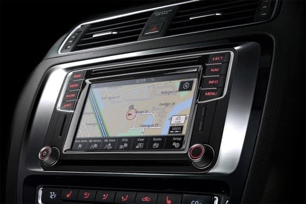 2018 VW Jetta Navigation