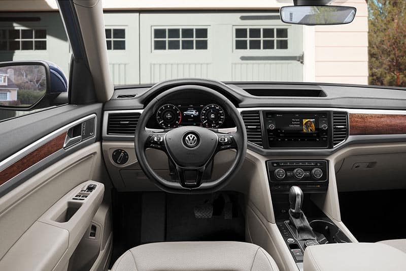 2018 Volkswagen Atlast Technology Features