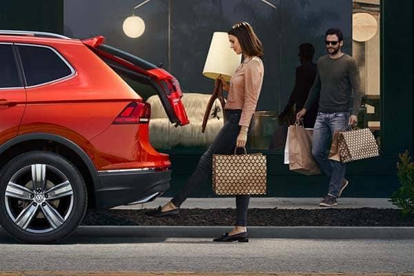 2018 Volkswagen Tiguan Liftgate