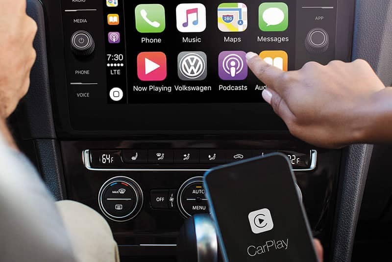 2019 Volkswagen Jetta Apple Carplay