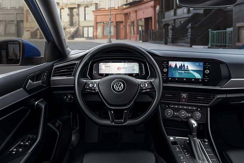 2019 Volkswagen Jetta Digital Cockpit