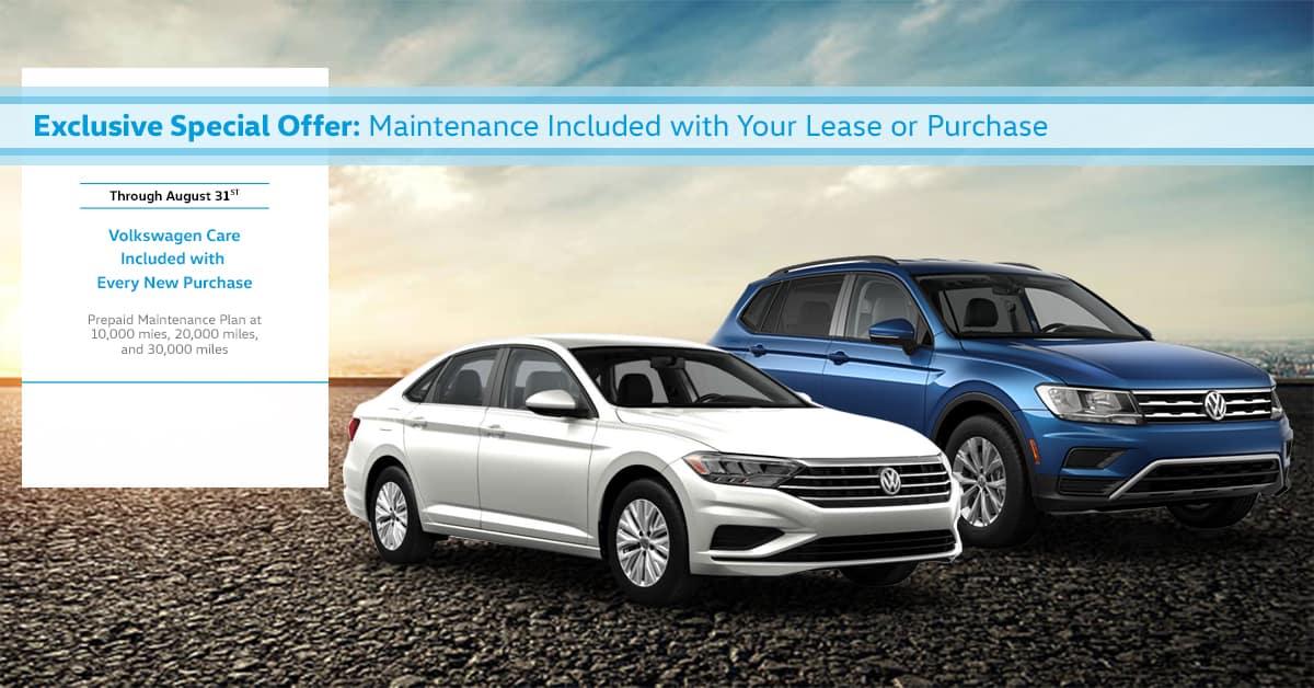 Reeves Volkswagen August Bonus