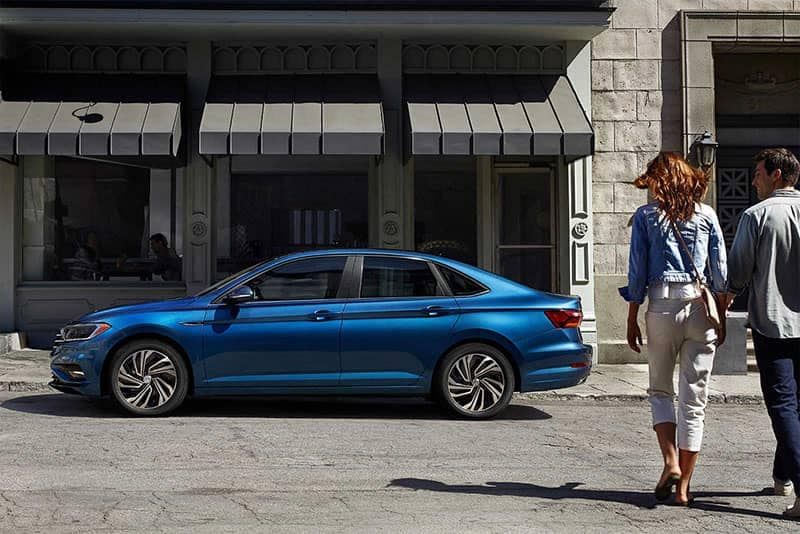 2019 Volkswagen Jetta Parked on street