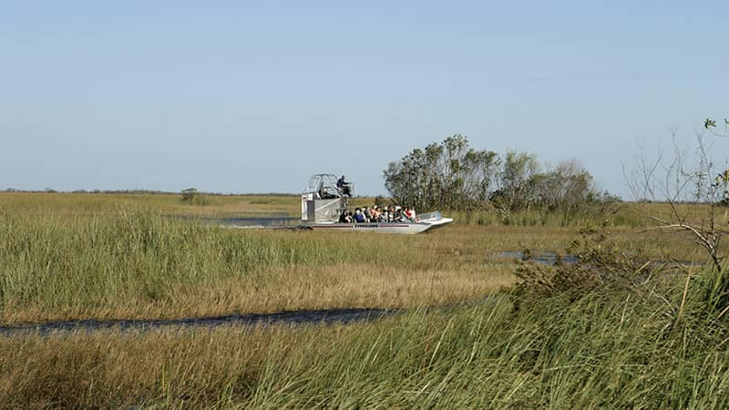Evergaldes Airboat