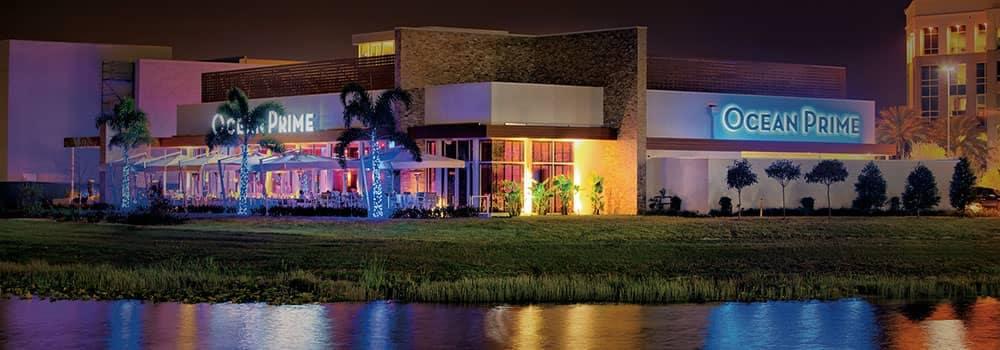 Ocean Prime Tampa FL