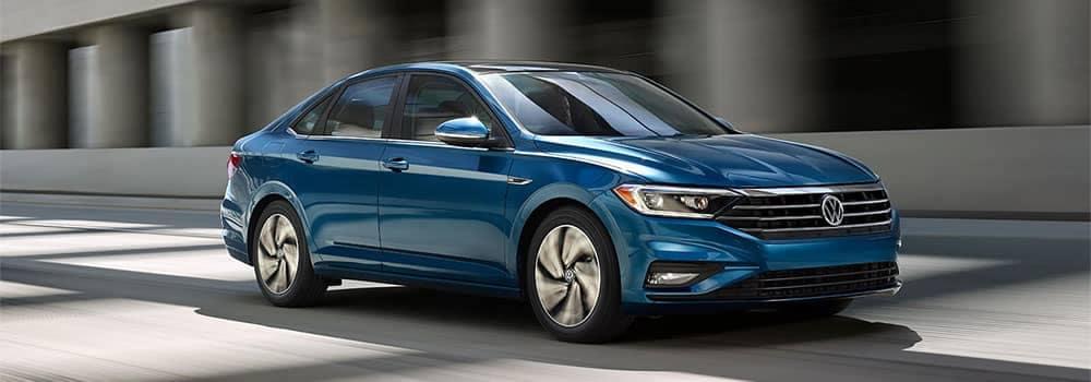 2019 Volkswagen Jetta Driving