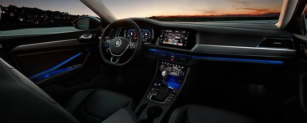 2019 Volkswagen Jetta Interior Dashboard