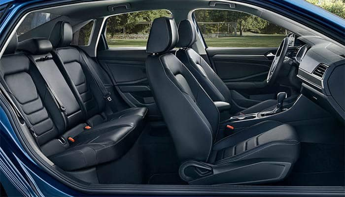 2019 Volkwagen Jetta Interior Seating
