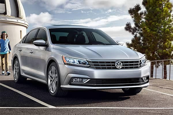 2019 Volkwagen Passat Reviews