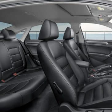 2019 Volkswagen Passat Interior Seating