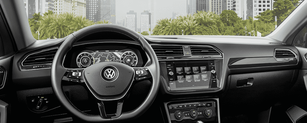 2019 Volkswagen Tiguan Interior Features Reeves Volkswagen