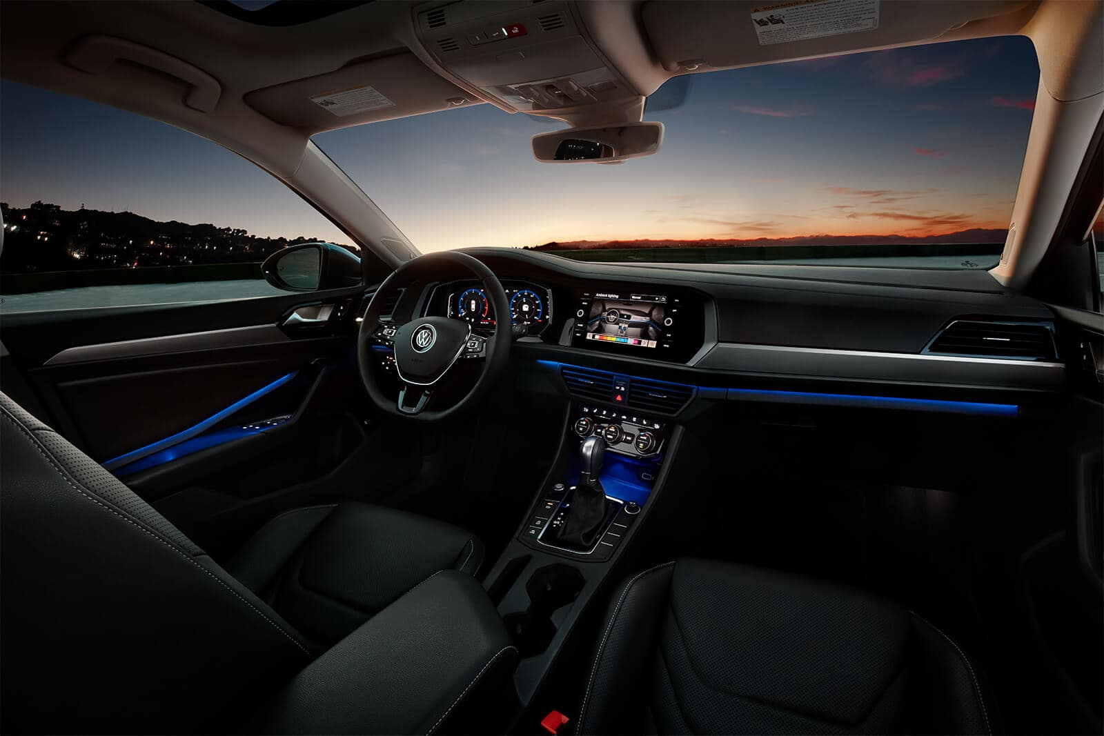 2019 VW Jetta Interior