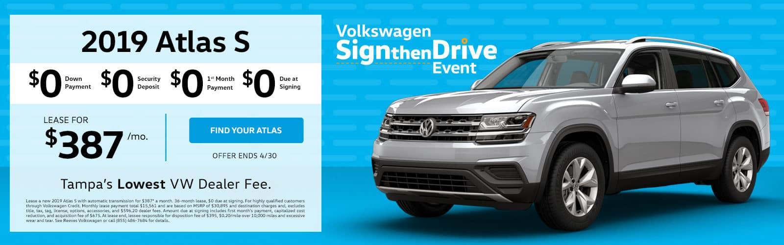 VW Atlas Special