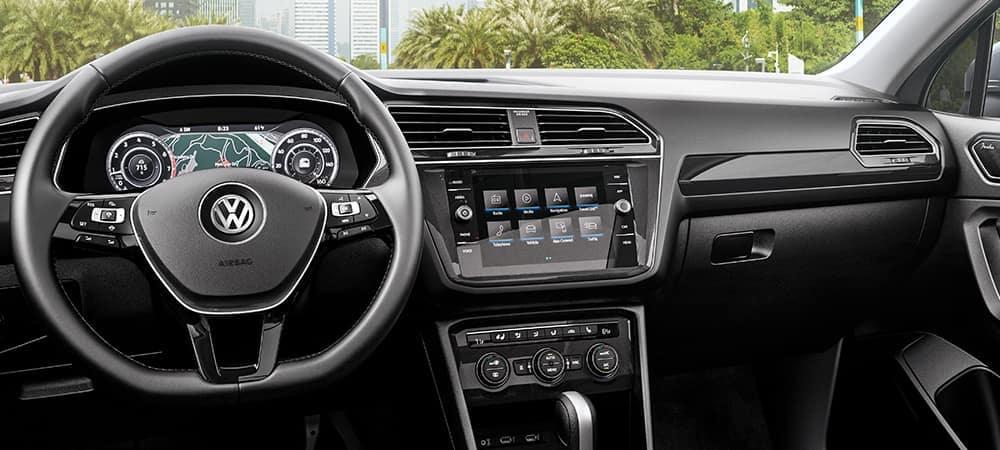 2019 Volkswagen Tiguan Interior Look