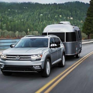2019 Volkswagen Atlas towing