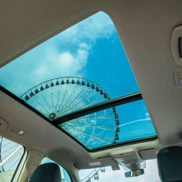 2019 Volkswagen Atlas sunroof