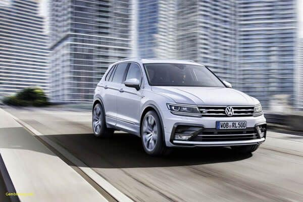 2020 VW Tiguan R, Changes, Coupe >> See The 2020 Redesigned Vw Tiguan Suv In Action Reeves