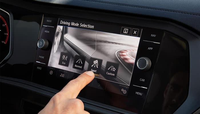 2019 Volkswagen Jetta Driving Mode Selection