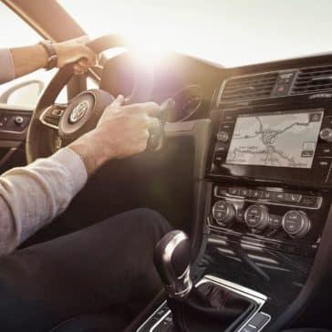 2019 VW Golf GTI Technology